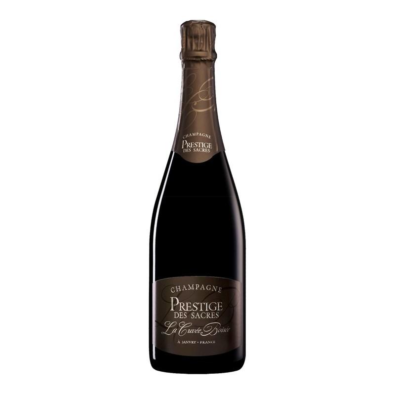 Champagne Prestige des Sacres La Cuvée Boisée