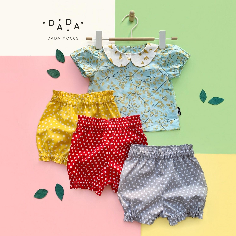 Комплект блузка и блумеры