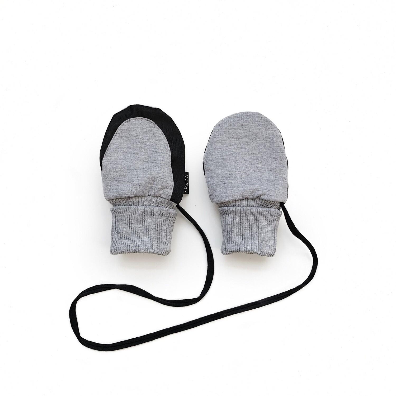 Легкие варежки (без пальчика)