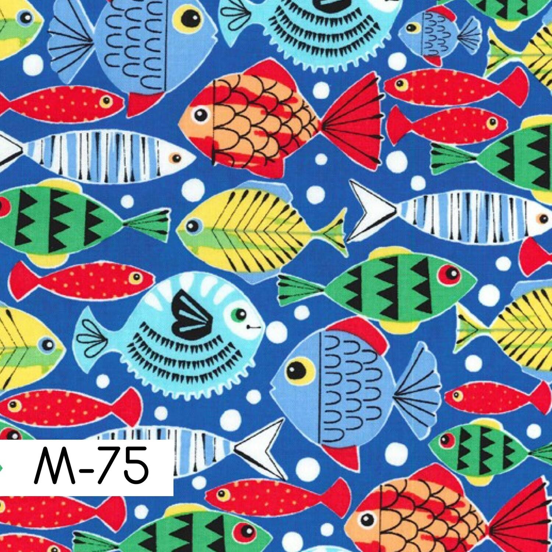 Ткань М-075