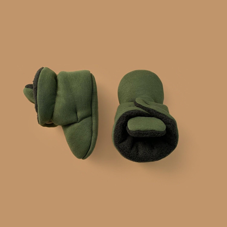 Базовые Soft Booties (еловый)