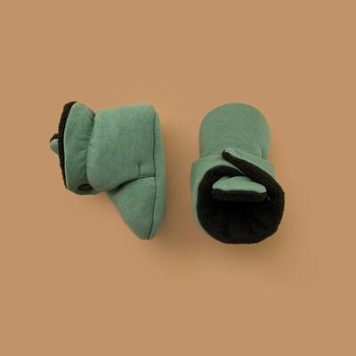 Базовые Soft Booties (карельский мох)