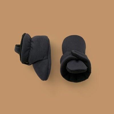 Базовые Soft Booties (темно-серый)