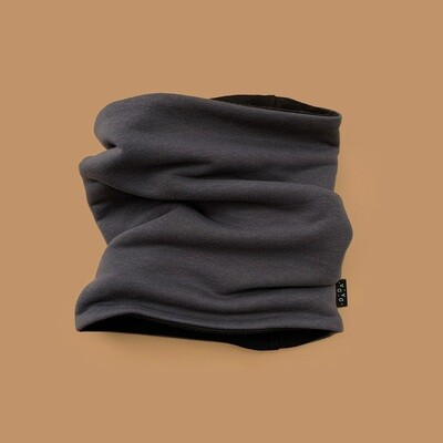Снуд (темно-серый/чёрный)