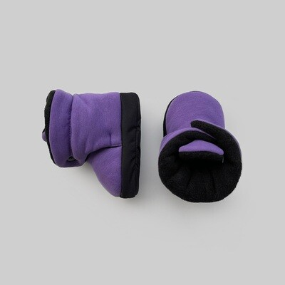 Boost Booties (фиолетовый + чёрный)