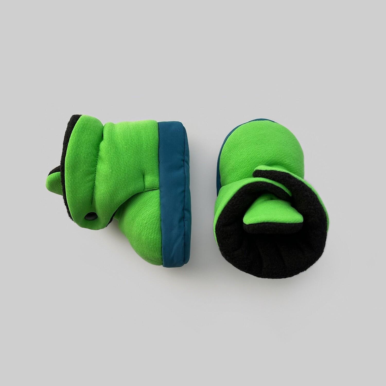 Boost Booties (зелёный киви + corsair)