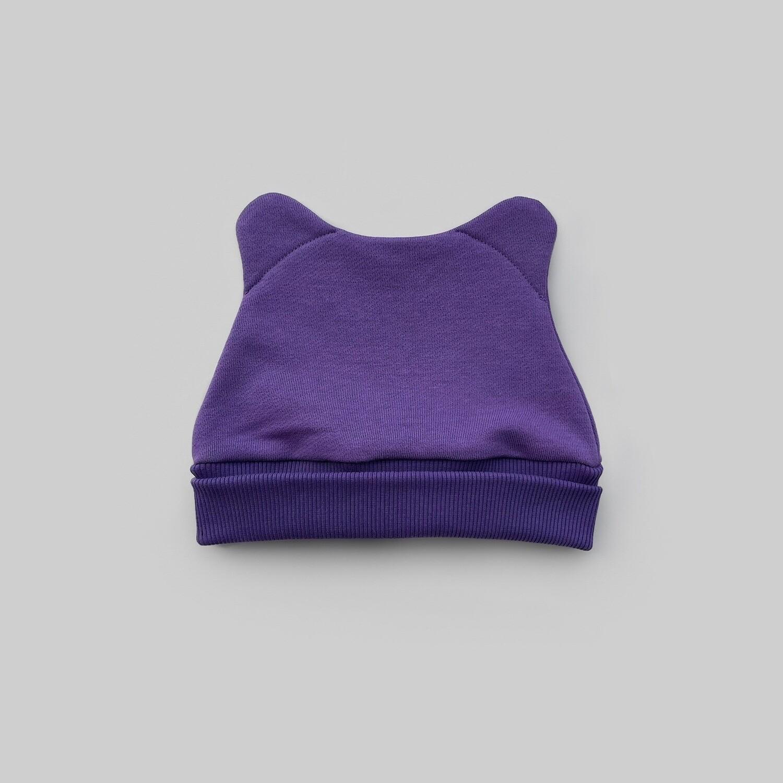 Шапка ZOO (фиолетовый)
