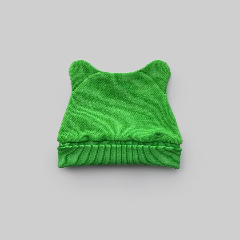 Шапка ZOO (зелёный киви)