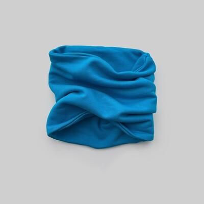 Снуд (лазурный синий/лазурный синий)