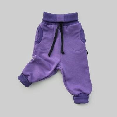 Джоггеры (фиолетовый)
