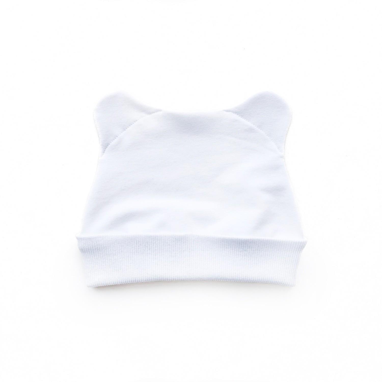 Шапка ZOO (белый)