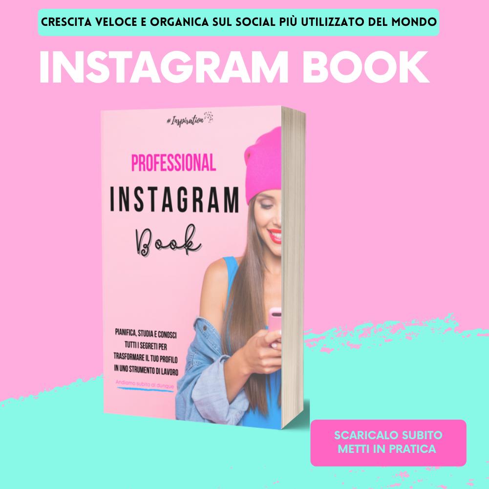 Professional Instagram Book   in .pdf 
