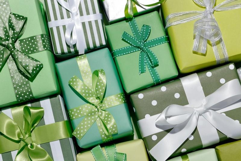 Pochette cadeau OFFERTE