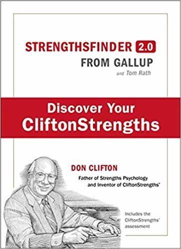StrengthsFinder 2.0 book