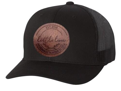 BLACK BALL CAP