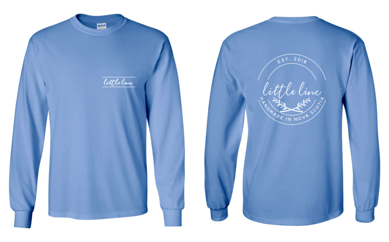 CAROLINA BLUE LONG SLEEVE TEE