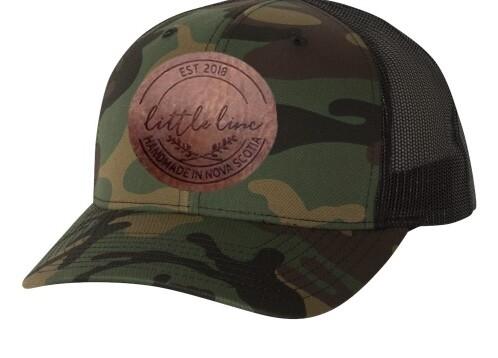 CAMO BALL CAP