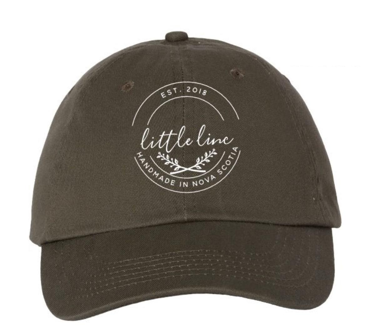 OLIVE DAD HAT