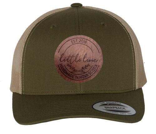 MOSS BALL CAP