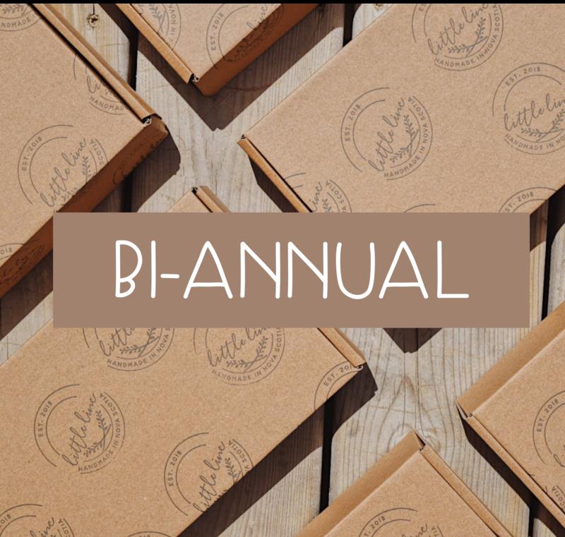 BI-ANNUAL SUBSCRIPTION BOX