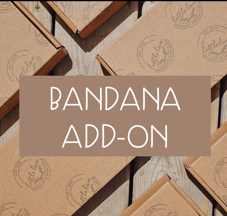 ADD-ON BANDANA