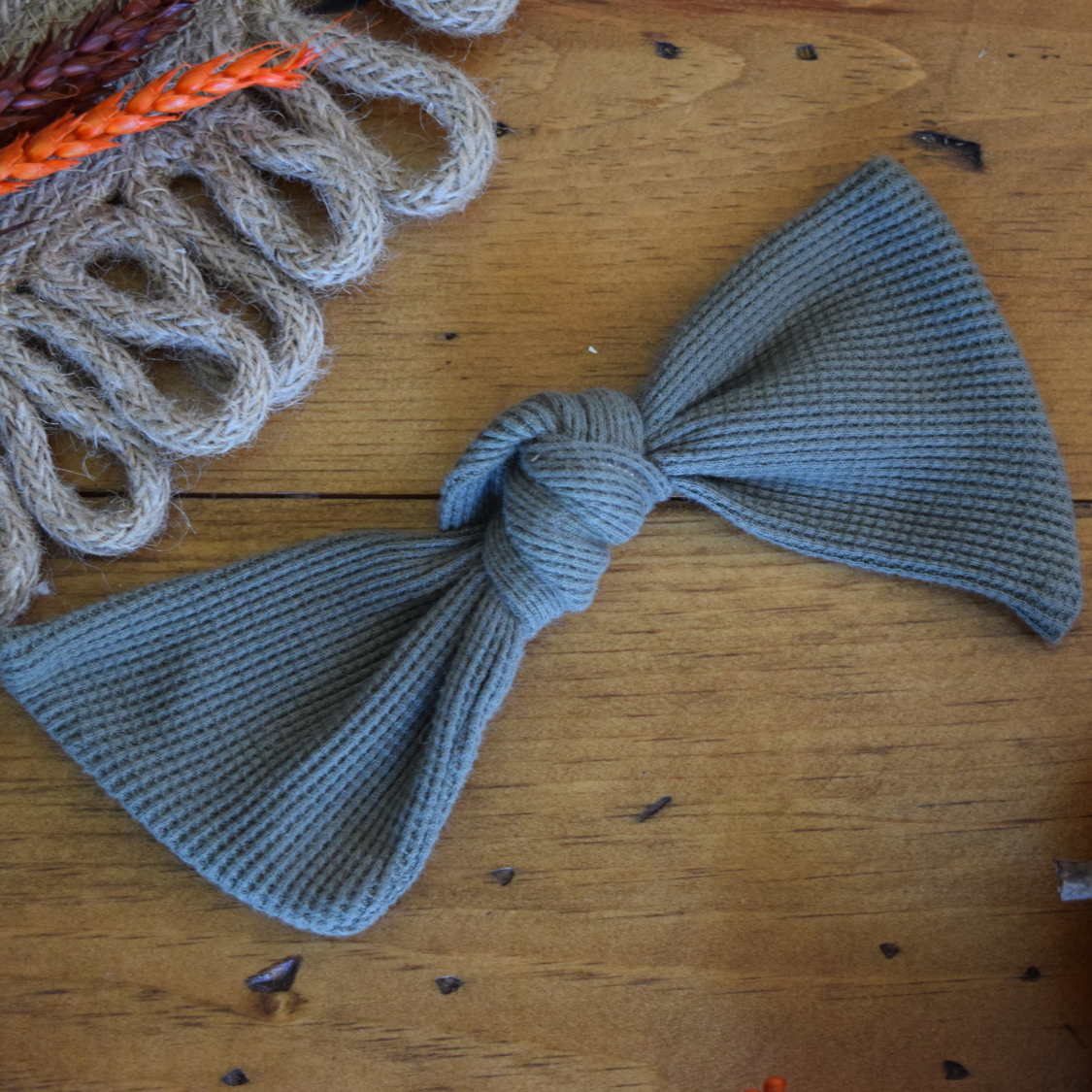 SADIE KNOTTED BOW ITE