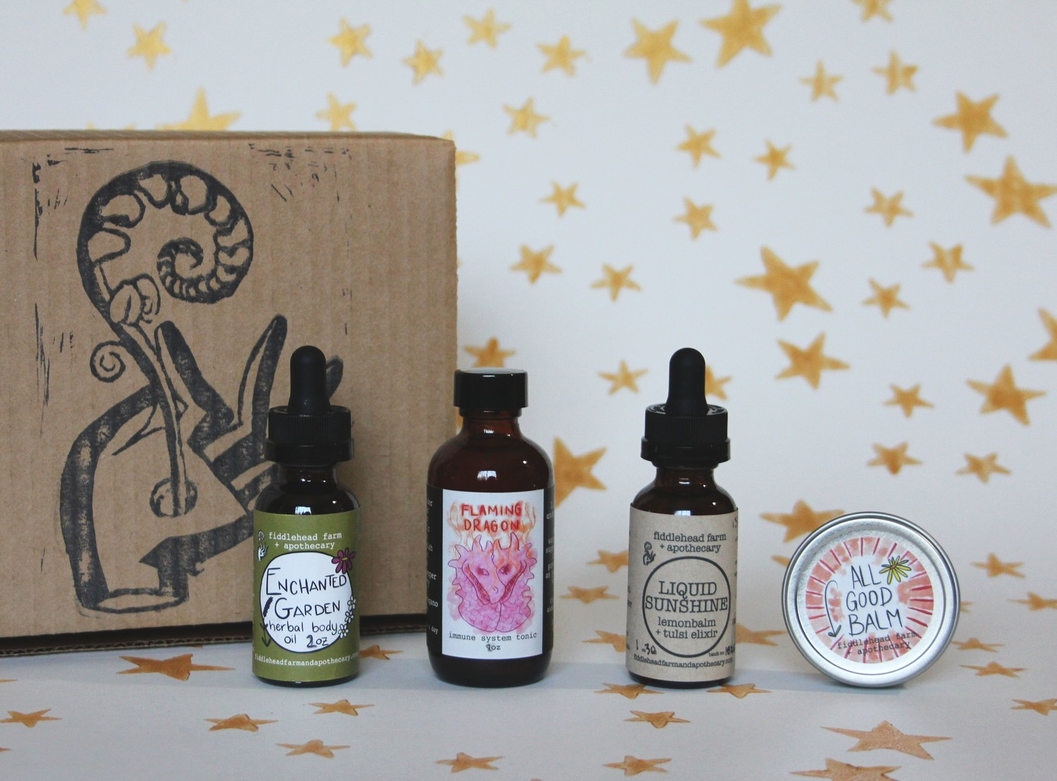 Community Supported Apothecary 2020