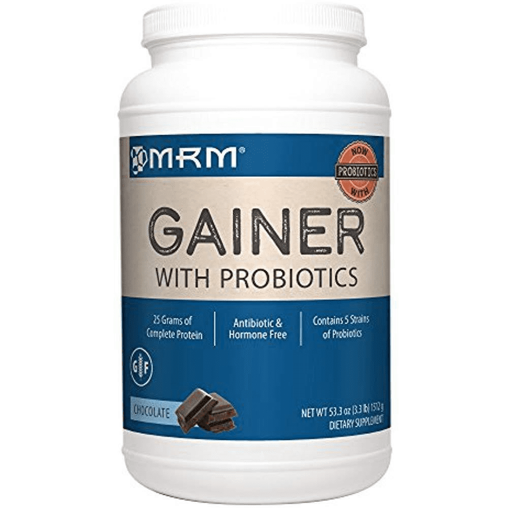 All Natural Gainer Chocolate 3.3 lb (ALLCH)