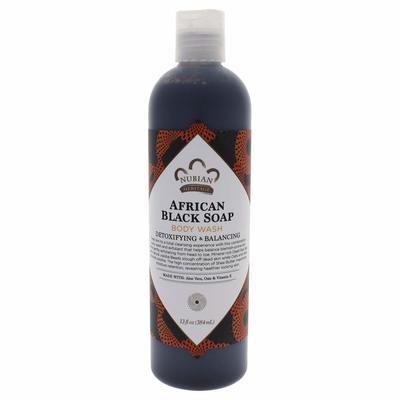 Body Wash African Black Soap (SN)