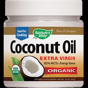 COCONUT OIL 16OZ (EE COCO9)