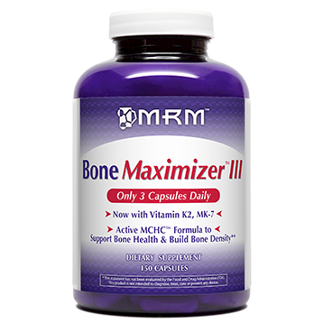 BONE MAXIMIZER III 150 CAPS (BON20)