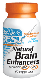 Natural Brain Enhancer 60 Cap (D214)