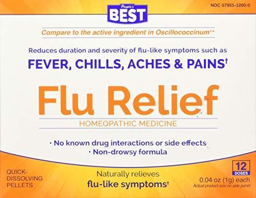 Flu Relief People's Best (273001)