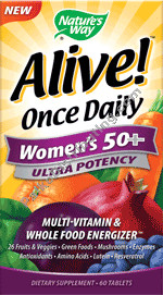 Alive Multi Women 50+ 60 Tabs (PA 153692)