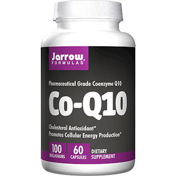 Co-Q10 100 mg 60 caps (EE J60031)