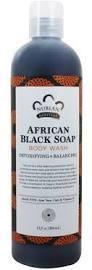 Body Wash African Black Soap (091799)