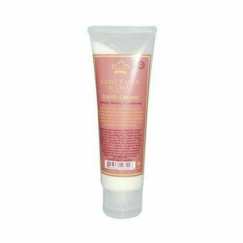 Hand Cream Goat Milk & Chai (SN 056686)