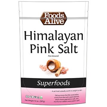 Himalayan Pink Salt 14 oz (EE FAL409)