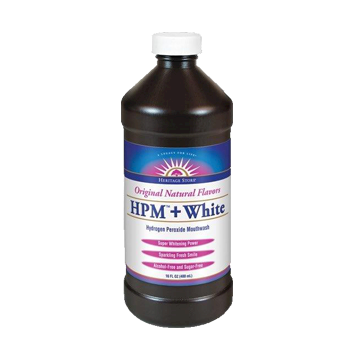 Hydrogen Peroxide Mouthwash 16 fl oz (EE H06488)