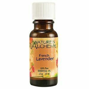 French Lavender Oil 0.5 fl oz (96888)