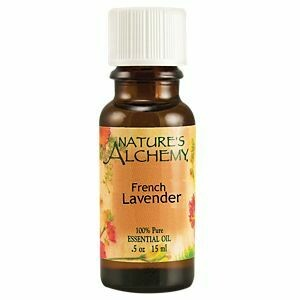 French Lavender Oil 4oz. (96895)