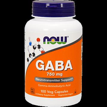 GABA 750 mg 100 vcaps (EE N0089)