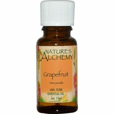 Grapefruit essential oil 0.5 fl.oz (PA 96343)