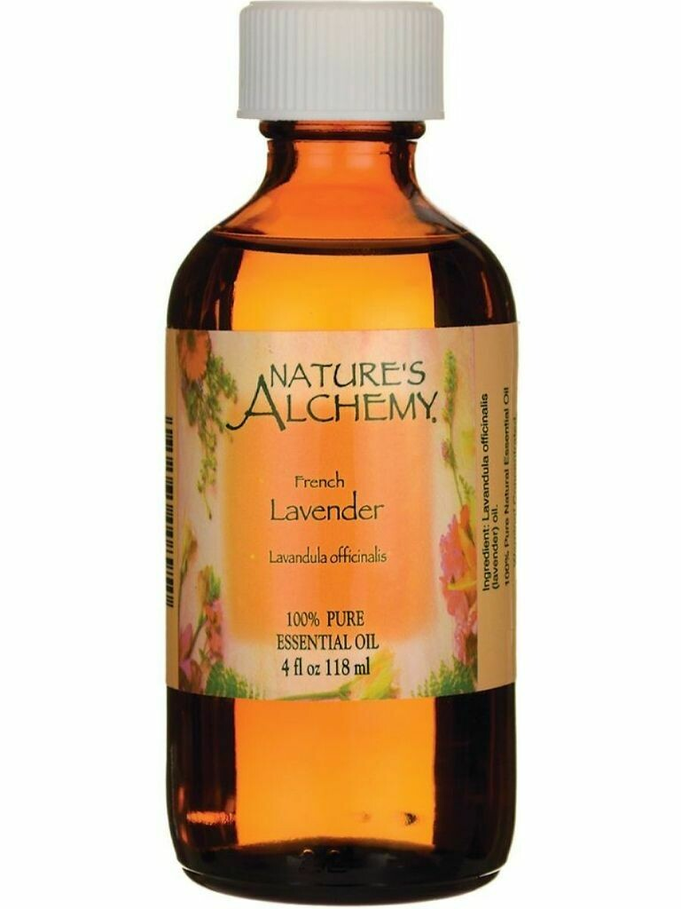 Lavender Oil 4oz. (N7561)