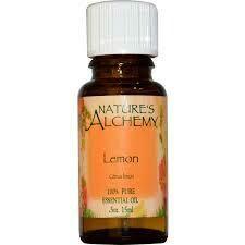 Lemon Essential Oil 0.5 fl oz (96318)