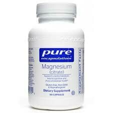 Magnesium (citrate) 150 mg 90 vcaps (EE MAG47)