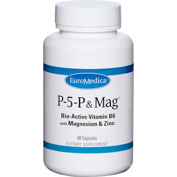 P-5-P & MAGNESIUM ™ 60 CAPS (E76106)
