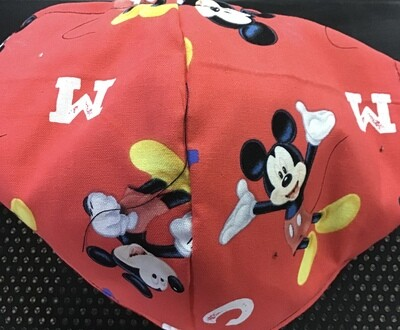 Designer Mask Mickey Mouse Adult