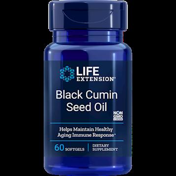 Black Cumin Seed Oil 60 gels (EE  L70969)