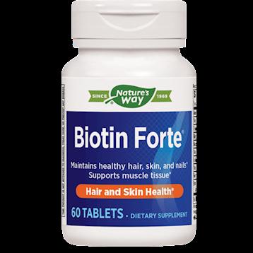 Biotin Forte 5 mg without Zinc 60 tabs (EE NW7514)